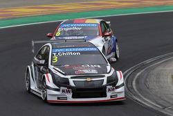 Tom Chilton, Chevrolet RML Cruze TC1, ROAL Motorsport ve Franz Engstler, BMW 320 TC, Liqui Moly Engstler Takımı