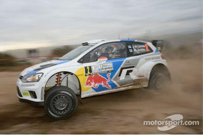 Rallye Argentinien
