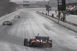 Джастин Уилсон. Гран При Инди, пятничная тренировка.