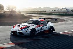 Peluncuran Toyota GR Supra Racing Concept
