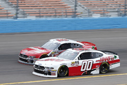 Cole Custer, Stewart-Haas Racing, Ford Mustang Haas Automation Ryan Reed, Roush Fenway Racing, Ford Mustang Drive Down A1C Lilly Diabetes