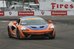 #62 KPR McLaren 570S GT4: Mark Klenin