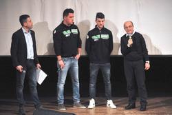 Annuncio Luca Artino-Race Aert Technology