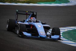 GP3-Test in Jerez, März