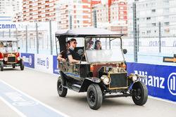 Edoardo Mortara, Venturi Formula E Team, Maro Engel, Venturi Formula E Team
