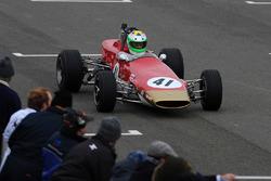 Derek Bell Cup Lotus 41 Enrico Spaggiari