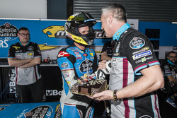 Thomas Luthi, Estrella Galicia 0,0 Marc VDS with 250 GP starts