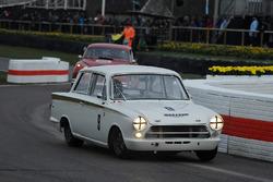 Sears Trophy Steve Soper Lotus Cortina