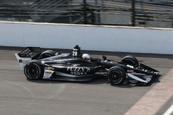 IndyCar-Test in Indianapolis, März