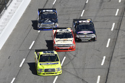 Matt Crafton, ThorSport Racing, Ford F-150 Ideal Door/Menards, Johnny Sauter, GMS Racing, Chevrolet Silverado Allegiant Airlines, John Hunter Nemechek, NEMCO Motorsports, Chevrolet Silverado, Brett Moffitt, Hattori Racing Enterprises, Toyota Tundra AISIN Group