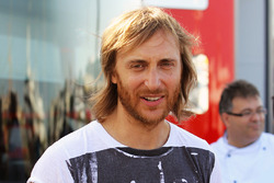 David Guetta, Music Producer and DJ