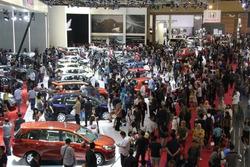 Indonesia International Motor Show 2017