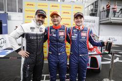 Иван Мюллер, YMR, Габриэле Тарквини и Норберт Михелис, BRC Racing Team
