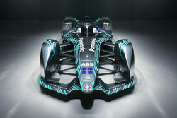 Jaguar Racing onthulling