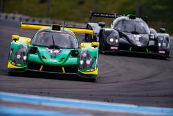 #14 Inter Europol Competition, Ligier JS P3 - Nissan: Paul Scheuschner, Hendrik Stil