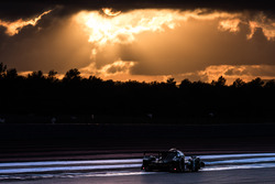 #8 DKR Engineering, Ligier JS P3 - Nissan: Alexander Toril, Miguel Toril