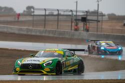#8 Mercedes-AMG GT3: Max Twigg, Tony D'Alberto