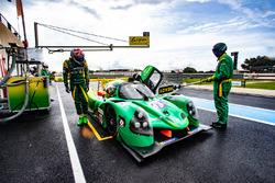 #13 Inter Europol Competition Ligier JS P3 - Nissan: Jakub Smiechowski, Martin Hippe