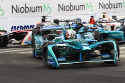 Antonio Felix da Costa, Andretti Formula E Team, Edoardo Mortara, Venturi Formula E Team, Luca Filippi, NIO Formula E Team