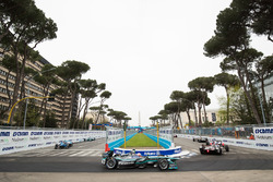 Maro Engel, Venturi Formula E Team, Nelson Piquet Jr., Jaguar Racing