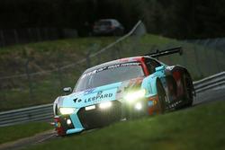 #8 Audi Sport Team WRT Audi R8 LMS: Rene Rast, Robin Frijns