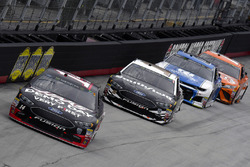 Clint Bowyer, Stewart-Haas Racing, Haas Automation Demo Day and Aric Almirola, Stewart-Haas Racing, Ford Fusion Smithfield