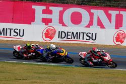 AP250: Rheza Danica, Astra Honda Racing Team dan Rafid Topan Sucipto, Yamaha Yamalube KYT TJM WR Super Battery