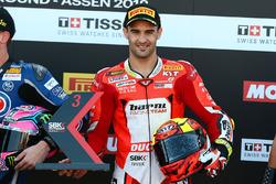 Il terzo classificato Xavi Fores, Barni Racing Team