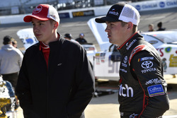 Noah Gragson, Joe Gibbs Racing, Toyota Camry Switch