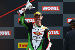 Podium SSP300: third place Scott Deroue