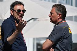 Mario Isola, sportief directeur Pirelli