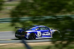 #14 GMG Racing Audi R8 LMS GT4: James Sofronas, Alex Welch