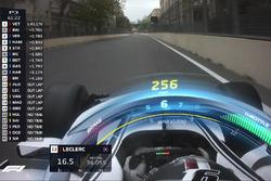 F1 Halo TV graphic, Sauber