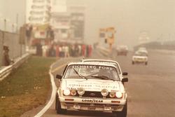 #11 Eichberg Racing Ford Capri: Dieter Gartmann, Klaus Ludwig, Klaus Niedzwiedz
