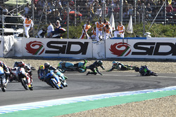 John McPhee, CIP Green Power, Lorenzo Dalla Porta, Leopard Racing, Dennis Foggia, Sky Racing Team VR46