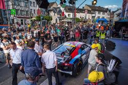 #3 Audi Sport Team Phoenix Audi R8 LMS GT3: Christopher Haase, Frank Stippler, Frederic Vervisch, Nico Müller