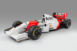 1993 Ayrton Senna McLaren auction