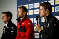 Press Conference, Paul Di Resta, Mercedes-AMG Team HWA