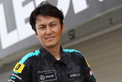 #0 Goodsmile Racing with Team Ukyo Mercedes-AMG GT3: Nobuteru Taniguchi