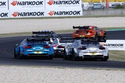 Gary Paffett Mercedes-AMG Team HWA, Mercedes-AMG C63 DTM, Pascal Wehrlein, Mercedes-AMG Team HWA, Mercedes-AMG C63 DTM