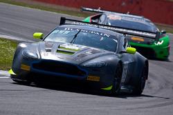 #76 R-Motorsport Aston Martin V12 Vantage: Nicki Thiim, Jake Dennis, Matthieu Vaxivière