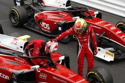 Antonio Fuoco, Charouz Racing System y Louis Deletraz, Charouz Racing System
