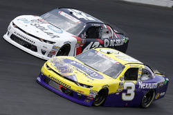 Ty Dillon, Richard Childress Racing, Chevrolet Camaro Nexium 24HR Jamie McMurray, Chip Ganassi Racing, Chevrolet Camaro DC Solar