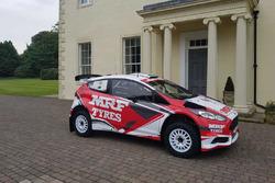 MRF Tyres M-Sport announcement