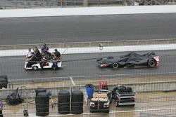 Carlos Huertas'ın aracı, Dale Coyne Racing Honda