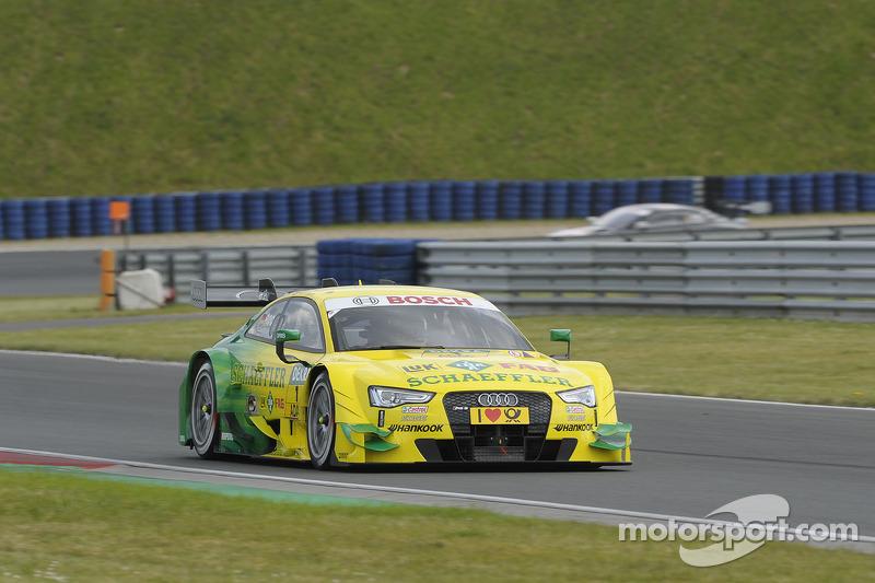 Adrien Tambay, Audi Sport Team Abt, Audi RS 5 DTM, Portrait, Miguel Molina, Audi Sport Team Abt Sportsline, Audi RS 5 DTM,