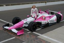 Pippa Mann, Dale Coyne Racing, Honda