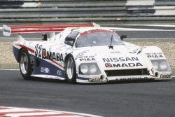 1986 #32 日产 R85V: 長谷見昌弘, 和田孝夫, 詹姆斯·韦弗