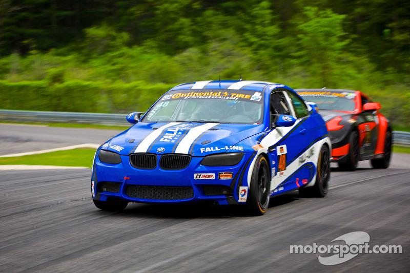 #48 Fall-Line Motorsports 宝马 M3: 特里·博尔切勒, 迈克·拉马拉