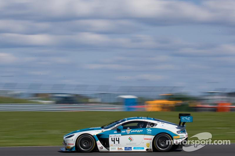 #44 Oman Racing Team 阿斯顿马丁 Vantage GT3: Michael Caine, Ahmad Al Harthy,Stephen Jelley